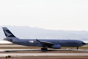 キャセイ・パシフィック航空 B-LAI